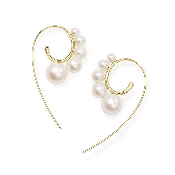 IPPOLITA Nova Ear Wire Pearl Earrings photo