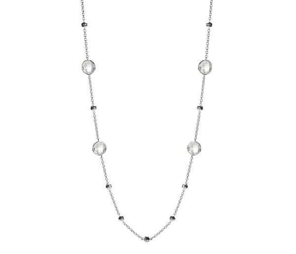 IPPOLITA Rock Candy Clear Quartz Lollipop Necklace   photo