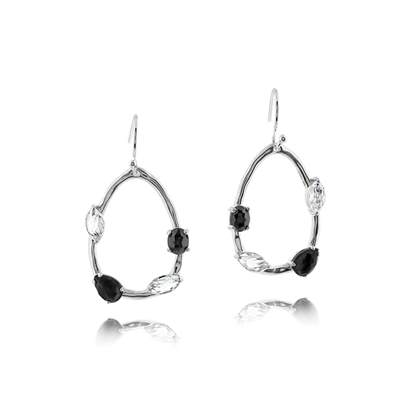 5daf94e1f IPPOLITA Rock Candy Earrings photo. One pair of sterling silver ...