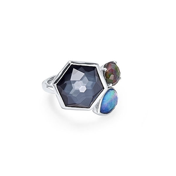 IPPOLITA Rock Candy Three-Stone Ring photo