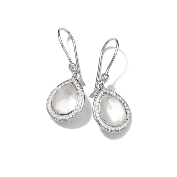 IPPOLITA Sterling Silver Lollipop Mini Teardrop Earrings photo