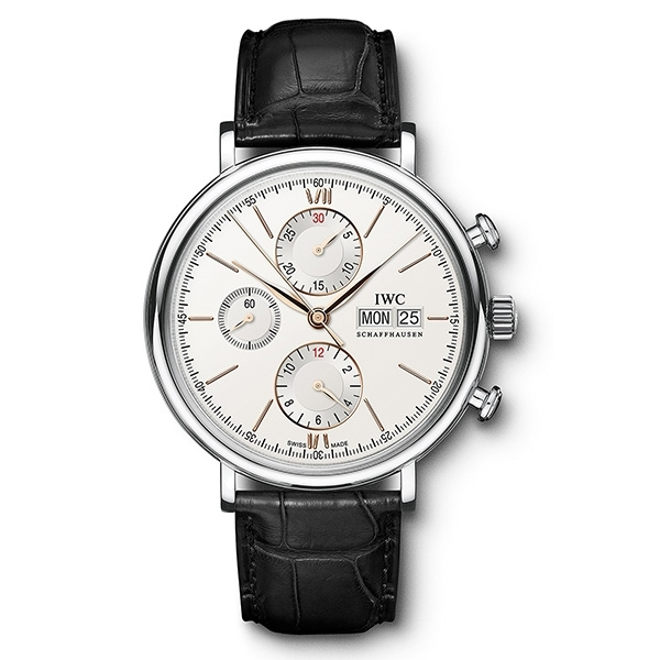 IWC Portofino Chronograph 42mm Watch photo
