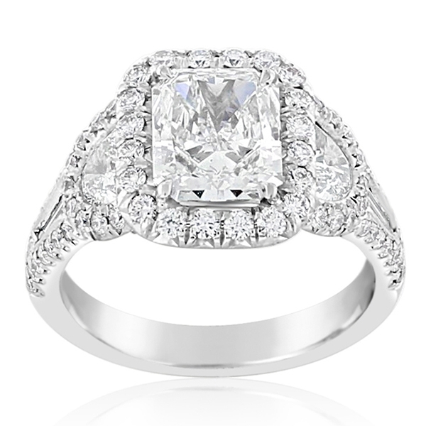 JB STAR 3.22 Carat Engagement Ring photo
