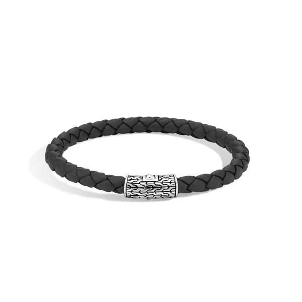 JOHN HARDY Classic Chain Leather Bracelet photo