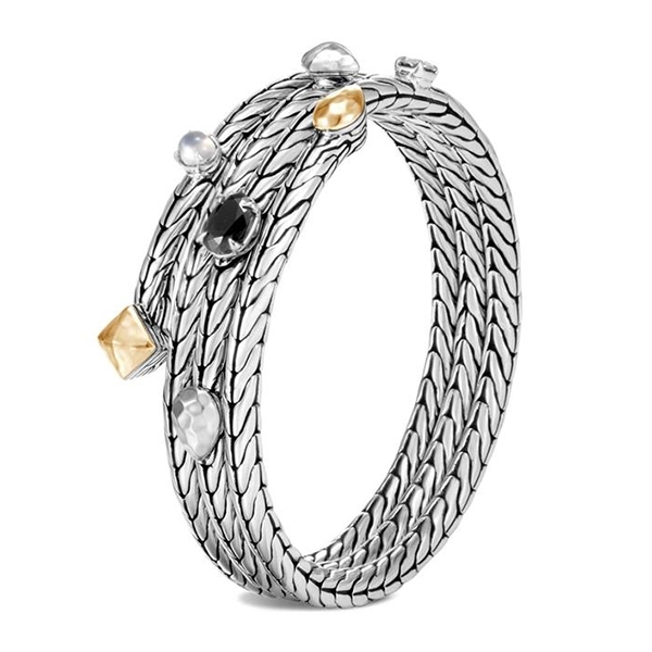 JOHN HARDY Classic Chain Triple Row Bracelet photo