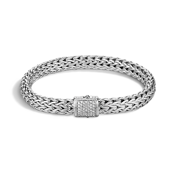 JOHN HARDY Diamond Chain Bracelet photo
