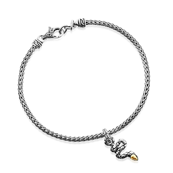 JOHN HARDY Legends Cobra Mini Chain Bracelet photo