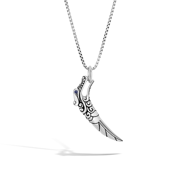 JOHN HARDY Legends Naga Dragon Necklace photo