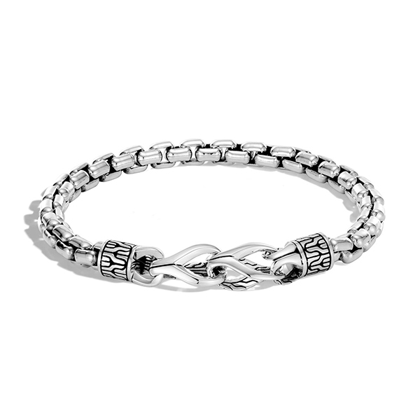 JOHN HARDY Men's Asli Classic Chain Link Bracelet photo