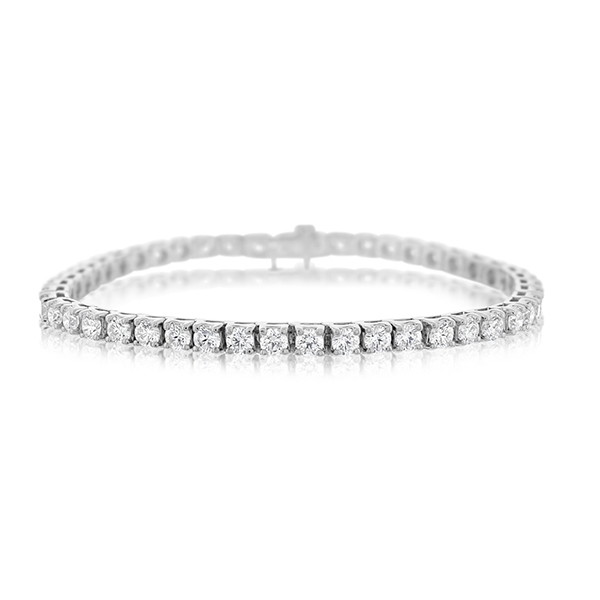 KWIAT 7.00 Carat Diamond Tennis Bracelet photo