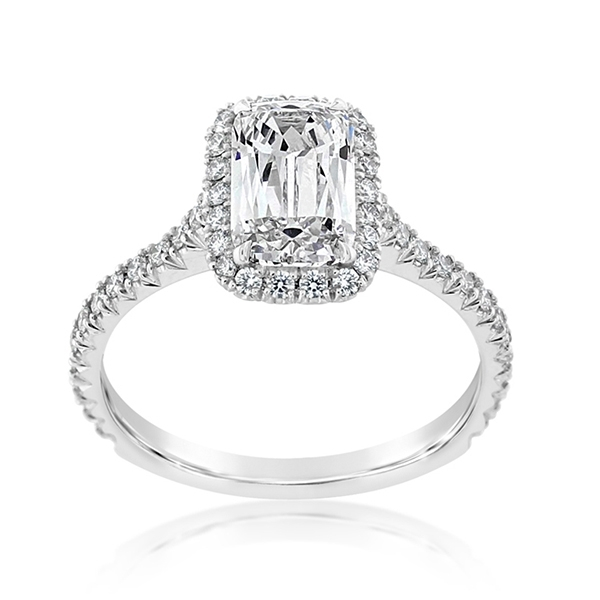KWIAT Ashoka Diamond Engagement Ring photo