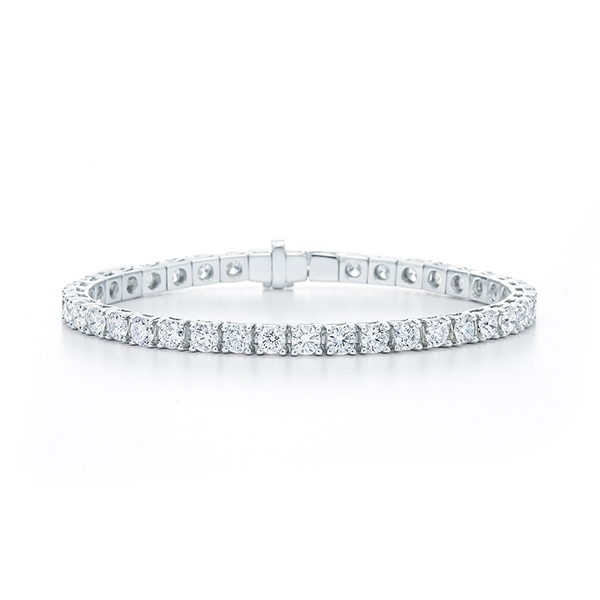 KWIAT Diamond Tennis Bracelet photo