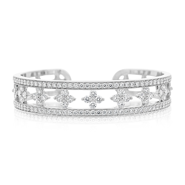 KWIAT Jasmine Diamond Cuff photo