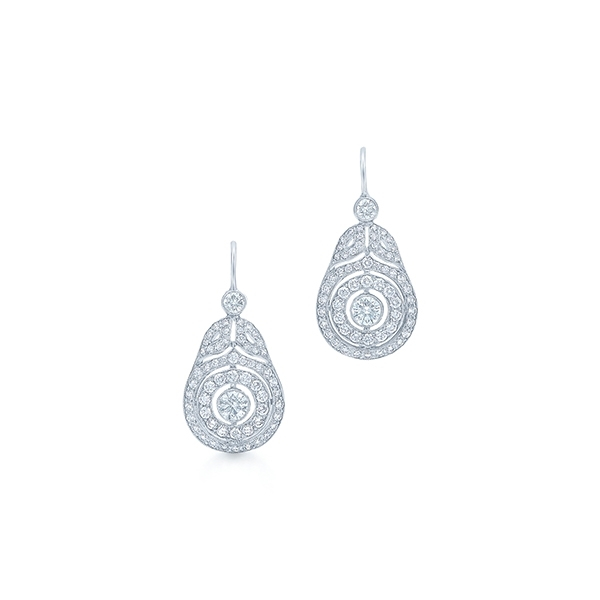 KWIAT Splendor Diamond Earrings photo