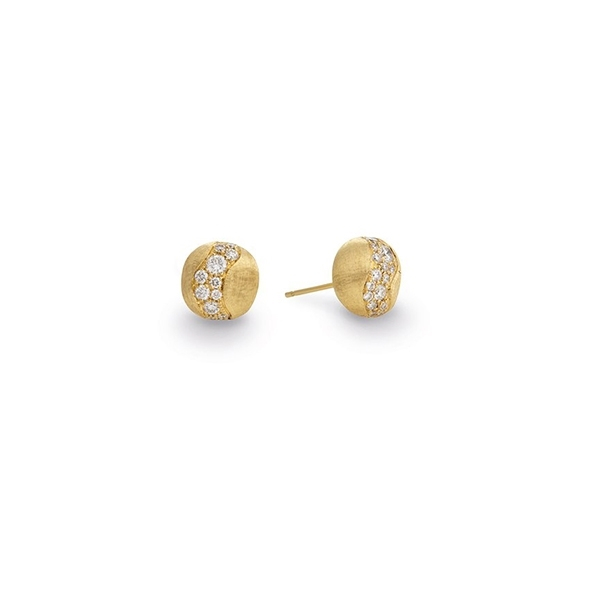 MARCO BICEGO Africa Constellation Diamond Stud Earrings photo