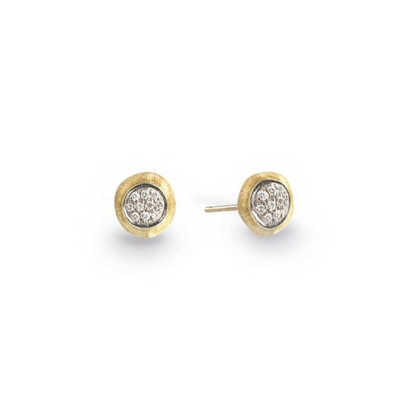 MARCO BICEGO Delicati Diamond Stud Earrings photo