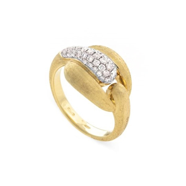 MARCO BICEGO Lucia Diamond Link Ring photo