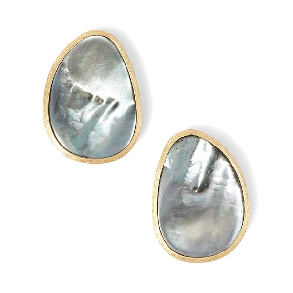 MARCO BICEGO Lunaria Stud Earrings photo