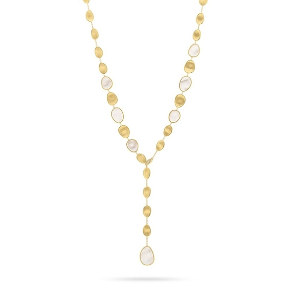 3b9aeadee093fc MARCO BICEGO Lunaria White Mother-of-Pearl Lariat | Reis-Nichols ...