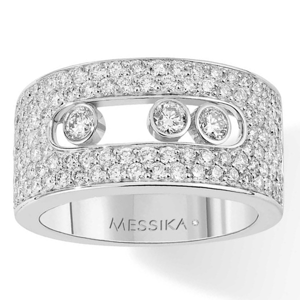 MESSIKA Move Diamond Ring photo