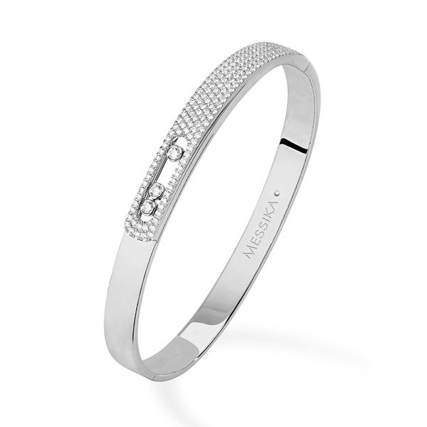 MESSIKA Move Noa Diamond Bangle photo
