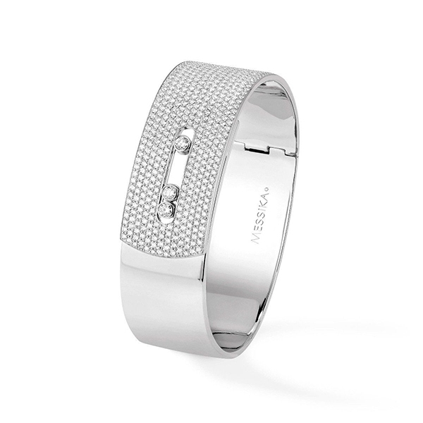 MESSIKA Move Noa Pave Diamond Bangle photo