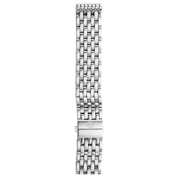 MICHELE 16mm Deco Link Bracelet photo