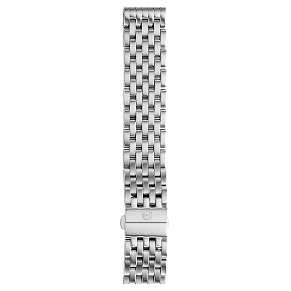 MICHELE Deco 18mm Watch Bracelet photo