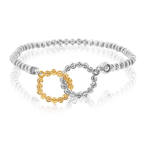 OFFICINA BERNARDI Interlocking Bracelet photo