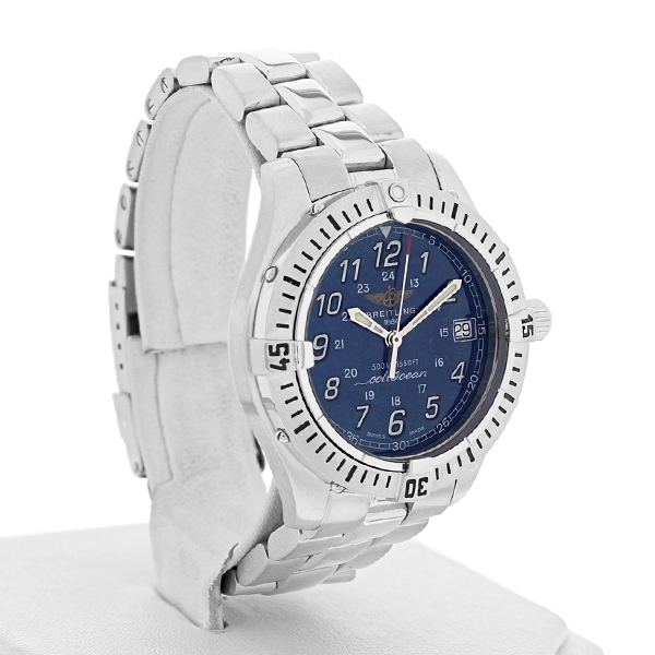 Pre-Owned Breitling Colt Ocean Watch photo