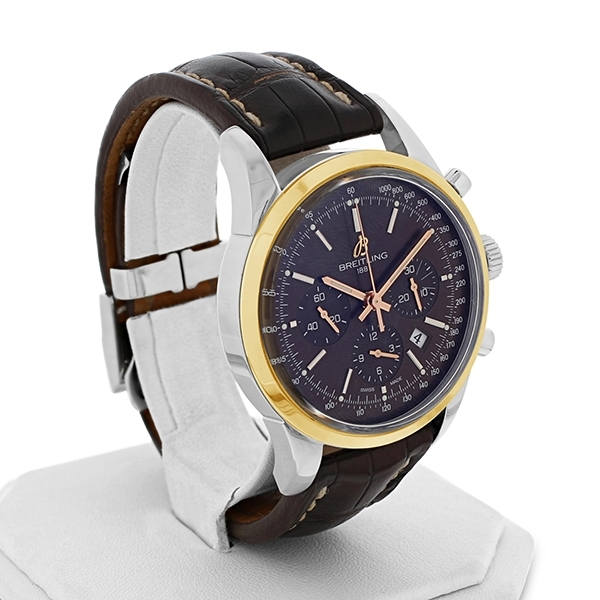 Pre-Owned Breitling Transocean Watch photo