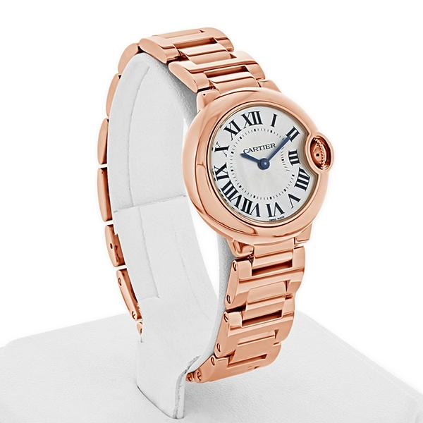 Pre-Owned Cartier Ballon Bleu Watch photo