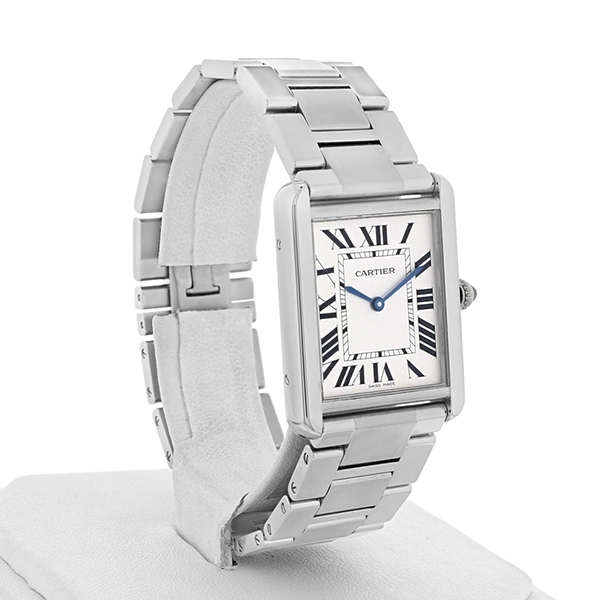 Pre-Owned Cartier Tank Solo Large Watch photo