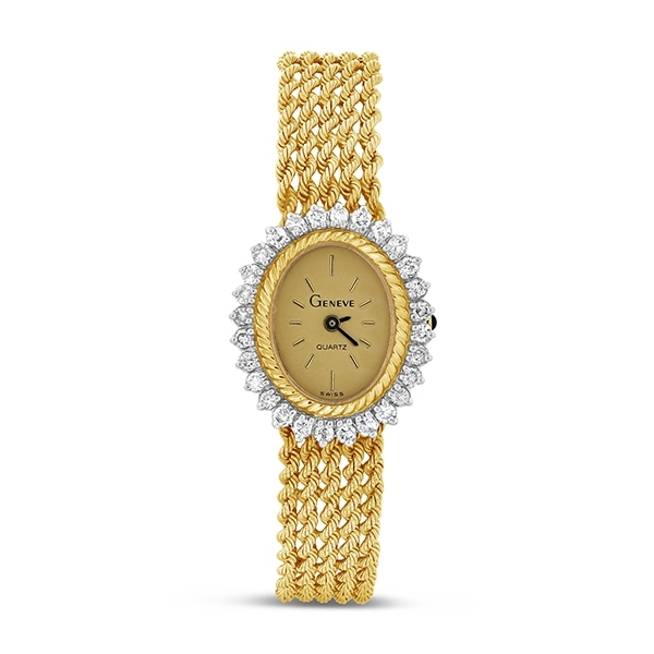 Pre-Owned Geneve Dress Watch photo