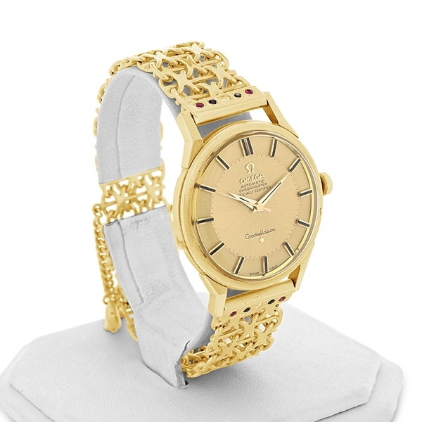 Pre-Owned Omega Constellation Watch photo