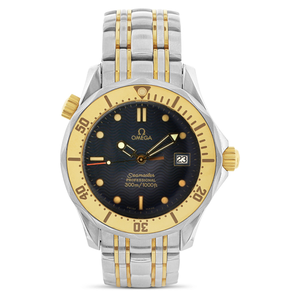 Pre-Owned Omega Seamaster Watch photo