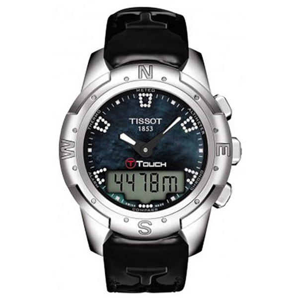 Pre-Owned Tissot T-Touch II Watch photo