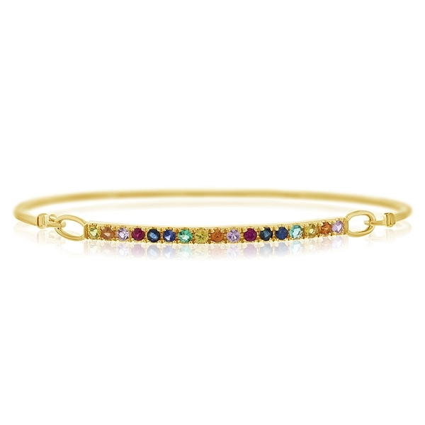 Rainbow Bangle photo