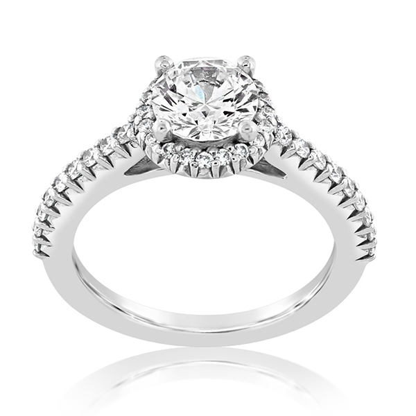 RITANI Bella Vita Diamond Engagement Ring photo