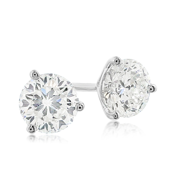 Roberto Coin Cento Diamond Stud Earrings