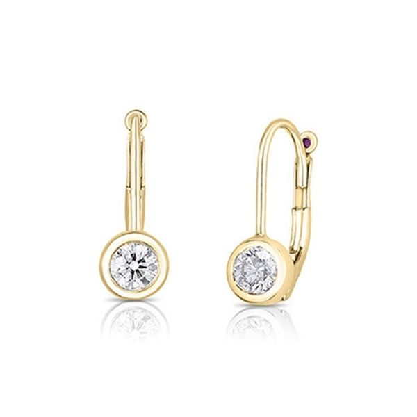 ROBERTO COIN Diamond Fashion Earrings photo