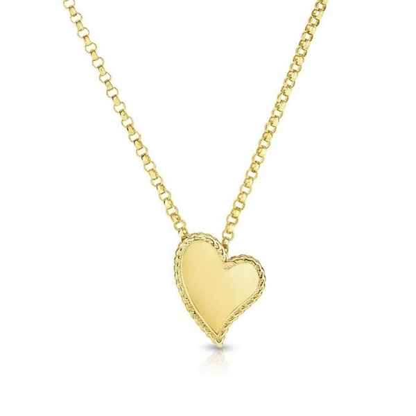 ROBERTO COIN Heart Pendant photo