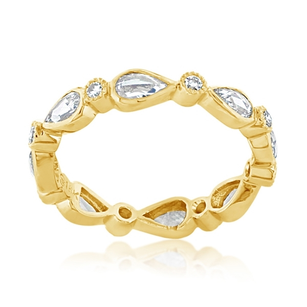 SETHI COUTURE Diamond Eternity Band photo