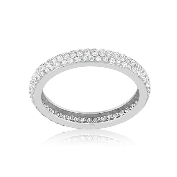 SETHI COUTURE Pave Diamond Band photo