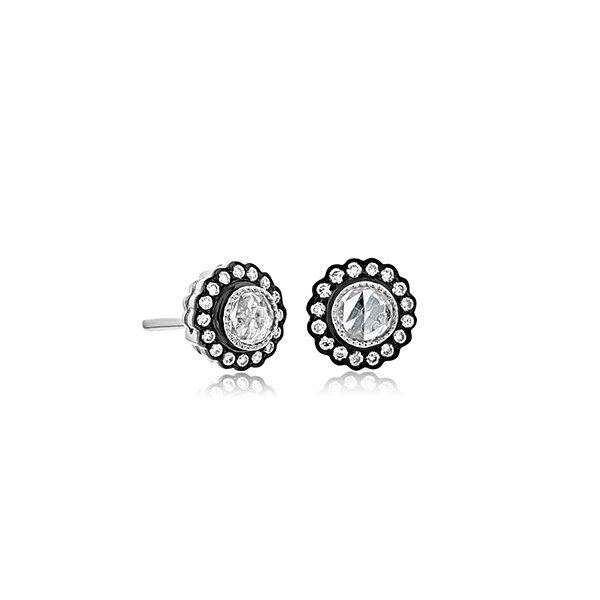 SETHI COUTURE True Romance Diamond Studs photo