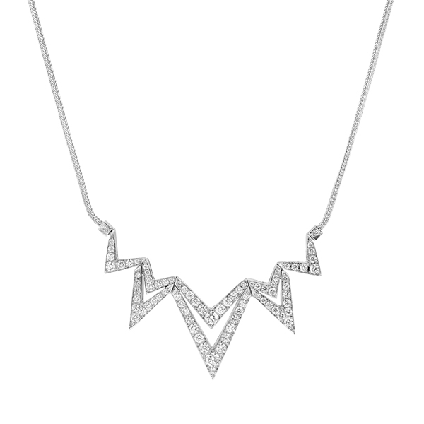 STEPHEN WEBSTER Lady Stardust Necklace photo