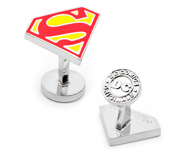 Superman Cufflinks photo