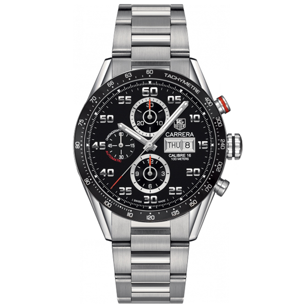 TAG HEUER Carrera 43mm Watch photo