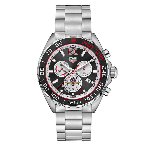 TAG HEUER Formula One Indy 500 Limited Edition 43mm Watch photo
