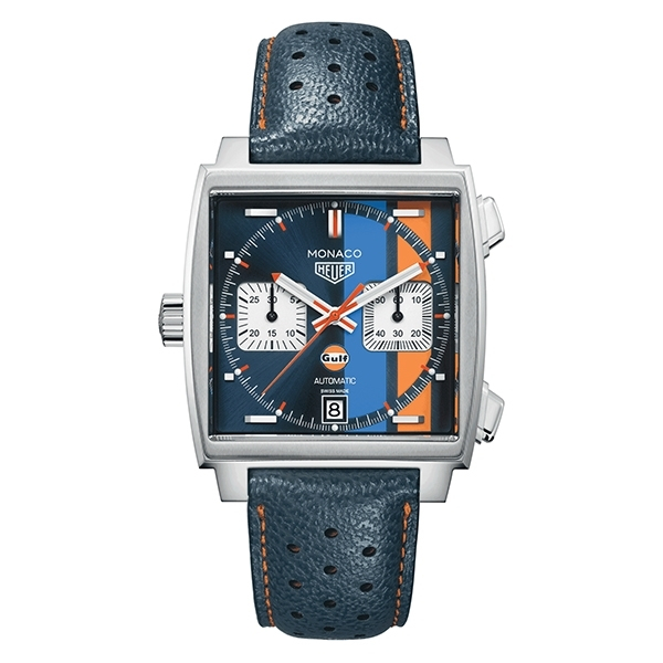 TAG HEUER Monaco Gulf Special Edition 39mm Watch photo